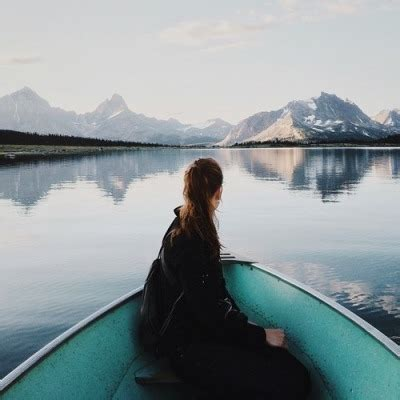 Boat Alone Quotes by Alone Boat Cold Dreams Happy Lake
