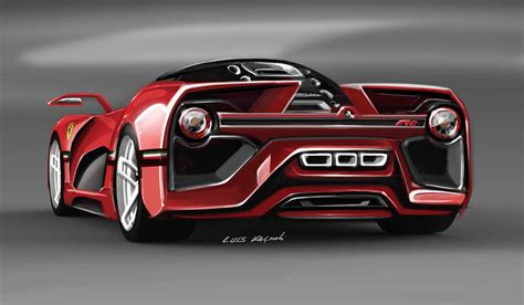 Concept Cars Sketches On Behance