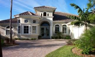 Luxury House Plans With Basements by Spanish Hacienda House Plans Home Mediterranean House