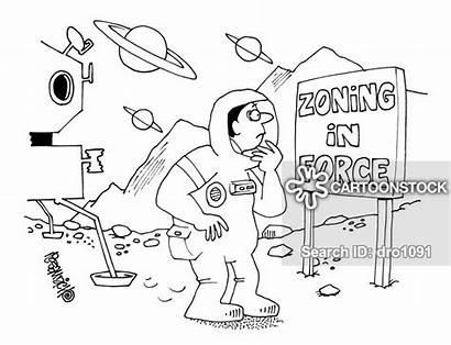 Land Cartoons Cartoon Funny Comics Planning Urban