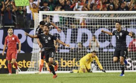 Aquí te indicamos cómo seguir en vivo este compromiso. Vídeo Resultado, Resumen y Goles Campeón México vs Estados Unidos 1-0 Final Copa Oro 2019