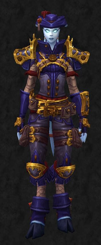 fierce gladiators leather armor