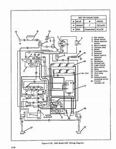 Ezgo Electric Golf Cart Lights Wiring Diagram