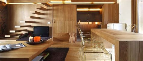 arredare interni casa arredare casa con il legno