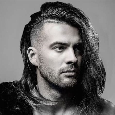long hairstyles  men cool haircuts  long