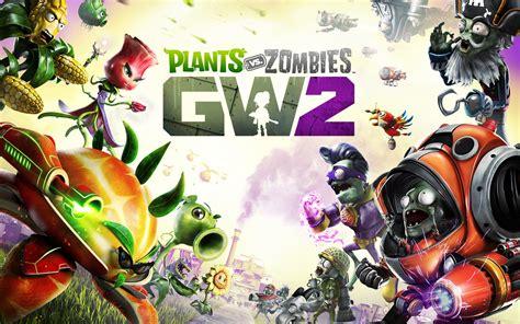 plants  zombies garden warfare  wallpapers hd