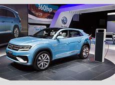 Volkswagen Cross Coupe PlugIn Hybrid Concept MidSize