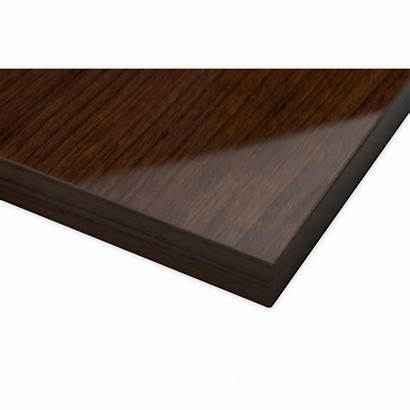 Walnut Gloss Wall Panel Panels Order Sample