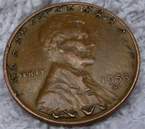 most valuable coins crazy rare penny error coin with multiple errors 1953 d lincoln wheat cent coins rare pennies