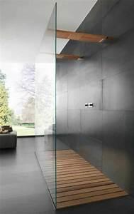 Dusche Bodengleich Fliesen : inspiration f r ihre begehbare dusche walk in style im bad ~ Markanthonyermac.com Haus und Dekorationen