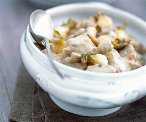 cuisiner une blanquette de veau recette avec astuces de lignac blanquette de veau