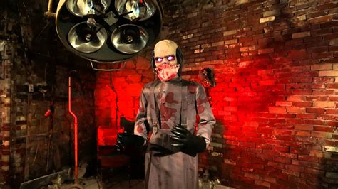 Eastern State Penitentiary Halloween by Evil Scientist Spirit Halloween Youtube