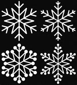 Free Christmas SVG Cutting Files Snowflake