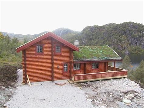 chalet norvegien en kit chalet en bois