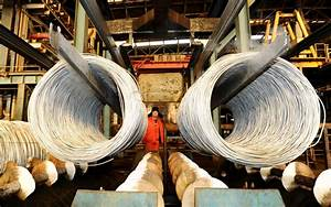 India imposes anti-dumping duty on China's iron and steel ...