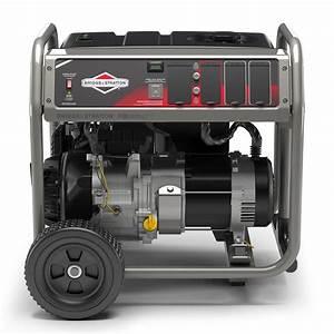 5750 Watt Portable Generator
