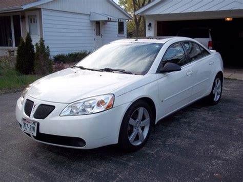 Sell Used 2006 Pontiac G6 Gtp Sedan 4-door 3.9l In New