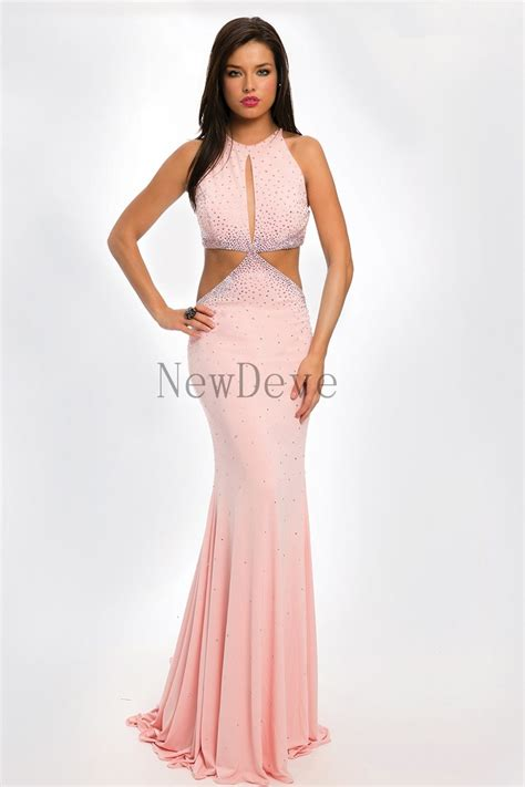 light pink cocktail dress light pink mermaid prom dresses sang maestro