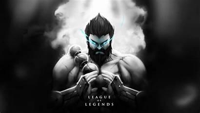 Udyr Wallpapers League Legends Spirit Fan Wacalac