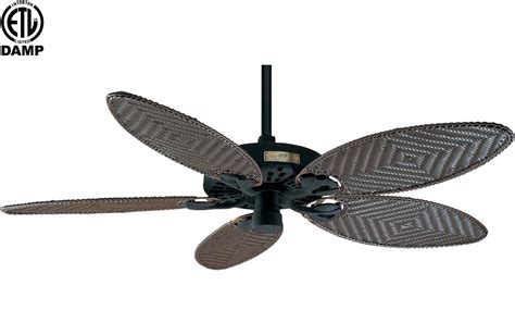 black outdoor ceiling fans lighting and ceiling fans