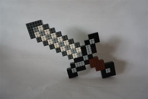 Minecraft Iron Sword