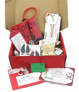 personalized package from santa letter from santa santas With personalized santa letters with reindeer food
