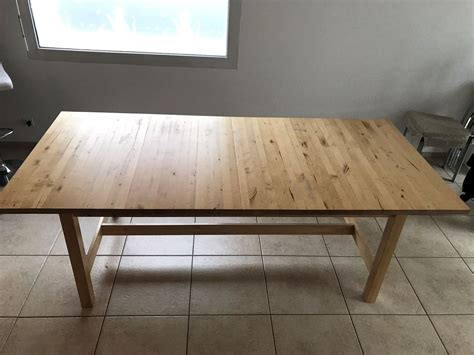 Schöner esstisch für 6 personen, ausgezogen für 8! Ikea Tisch Ausziehbar : Ausziehbarer Tisch Ikea / Ebay ikea tisch weiß rund ausziehbar esstisch ...