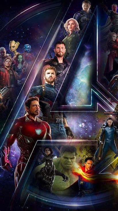 Avengers Wallpapers Endgame Marvel Studios Iphone Infinity