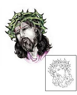 tattoo johnny jesus tattoos