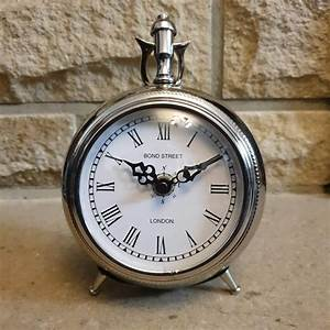 Pocket, Watch, Desk, And, Table, Clock