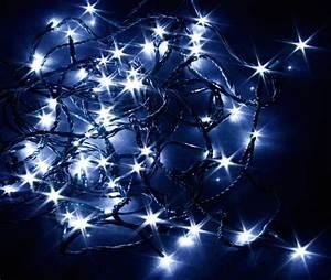 Guirlande Lumineuse Led Exterieur : guirlande lumineuse 500 led blanc froid france artifices ~ Melissatoandfro.com Idées de Décoration