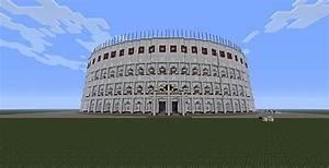 Romecraft Colosseum Minecraft Project