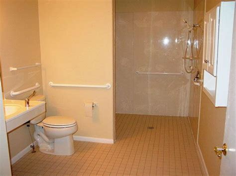 handicap accessible bathroom design disabled bathrooms home interior design
