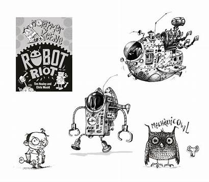 Chris Mould Submissions Illustrator Holroydecartey Publishers