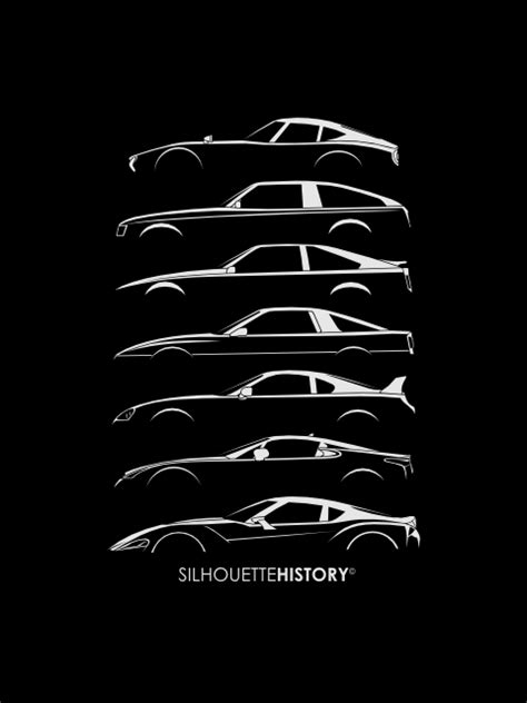 SilhouetteHistory — Japanese Sports Car SilhouetteHistory