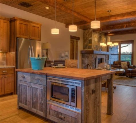 barnwood kitchen island 33 best kitchen images on pinterest kitchens kitchen modern and kitchen units