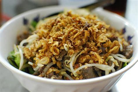 la cuisine vietnamienne cuisine vietnamienne bo bun recette pour 2 personnes