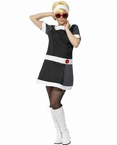 60s Mod Chick Womens Costume THEMES