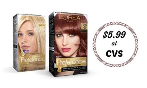L'oreal Hair Color Coupon
