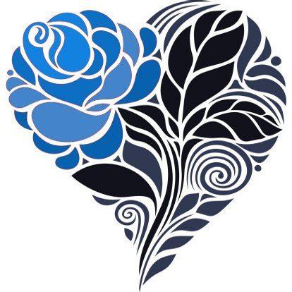 check   blue rose tattoos