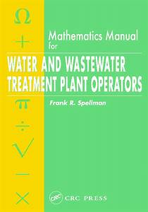 Pdf  Mathematics Manual For Water And Wastewater