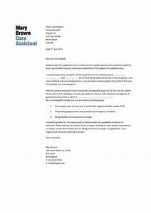 care assistant cv template job description cv example With how to write a cover letter for health care assistant