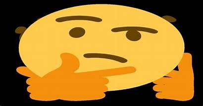 Emoji Thinking Meme Same Wait Hmm Spinning
