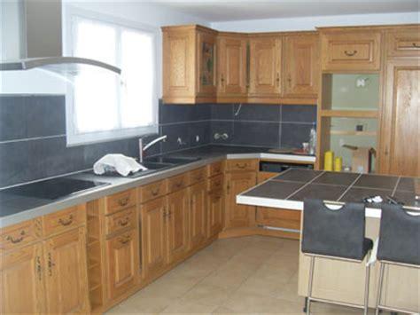 renovation cuisine rustique chene renovation cuisine rustique chene le bois chez vous