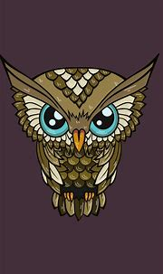 HD Cute Owl Wallpaper for Android | PixelsTalk.Net