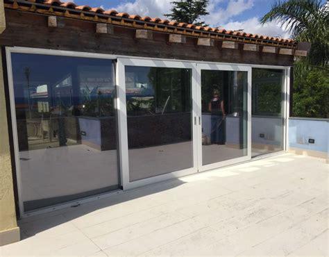 veranda in alluminio verande lanzafame serramenti