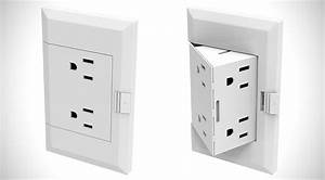 Outlet Pop Out Wall Plug