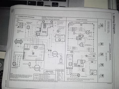 Heil Wiring Diagram by I A Heil N9mp2 That Was A Condensate Leak I
