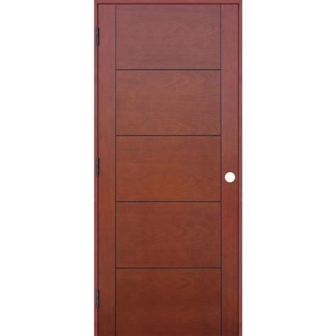 home depot interior door interior door contemporary prefinished 5 panel flush