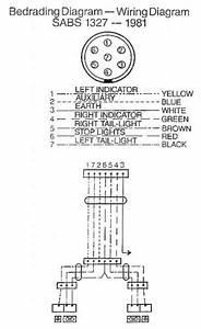 Standard Trailer Plug Wiring Diagram